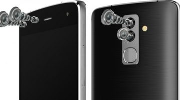 Alcatel Flash with 4 Cameras Launched