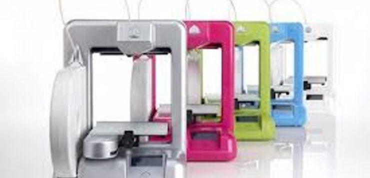 Desktop 3D Printers Market