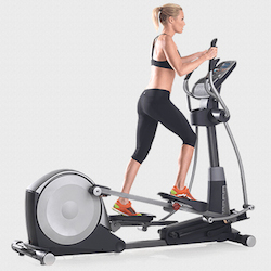 Elliptical Fitness Machines