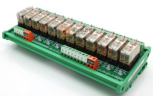 I/O Relay Module Racks Market