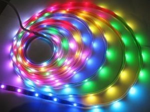 Polymer Light Emitting Diodes Lighting Equipments