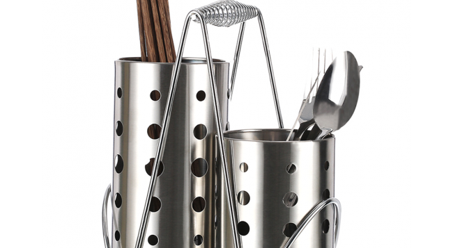 Stainless Steel Chopsticks Barrels