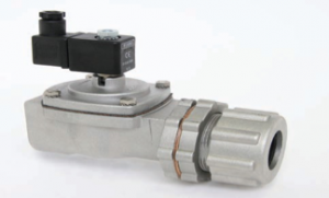 Straight-Through Pulse Electromagnetic Valves