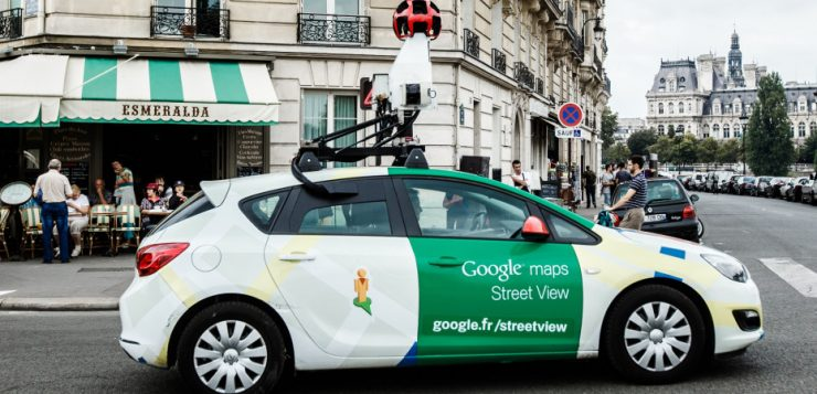 Street Numbers, Names, Enterprises Will Keep the Maps Updated Through Google Street View