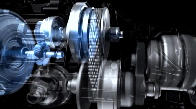Automotive Continuously Variable Transmission (CVT)