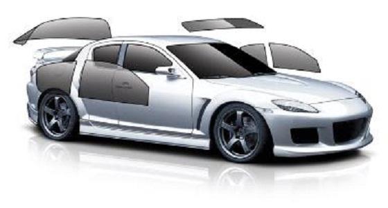 Automotive Polycarbonate Glazing