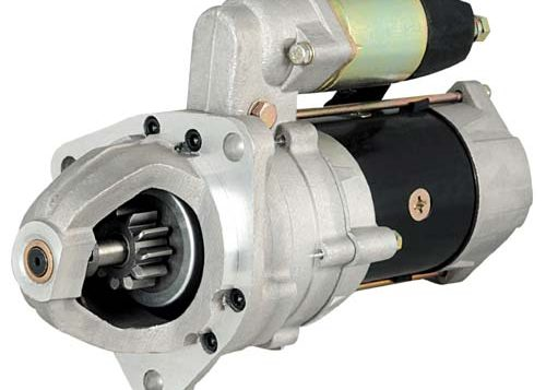 Automotive Starter Motor