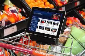 Smart Shopping Carts Market
