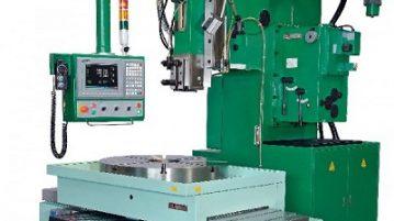 Vertical LIM Machine