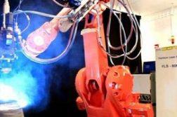 Industrial Fiber Lasers