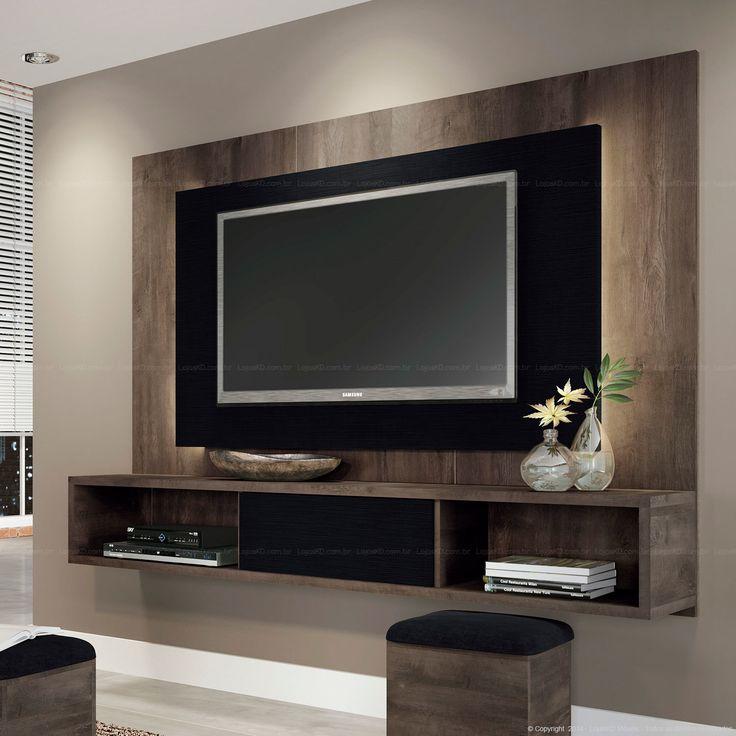 Attirant LCD TV Panel