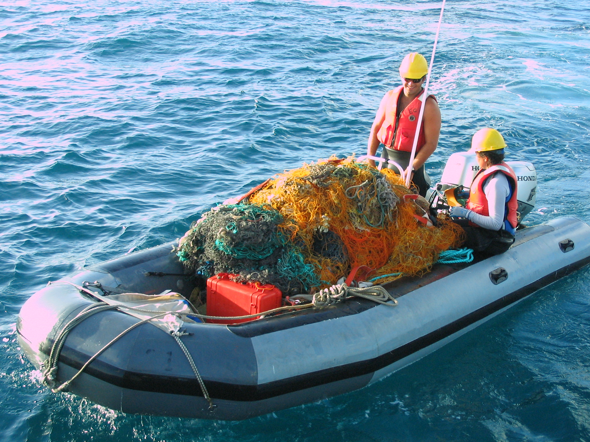 marine debris Although scientists have known for decades about the accumulating mass of ocean debris and its deadly consequences for seabirds, fish, and marine animals, the science.