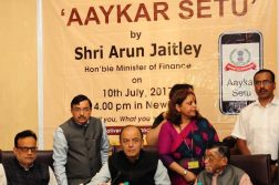 Aaykar Setu App to Help Taxpayers Perform Basic Functions