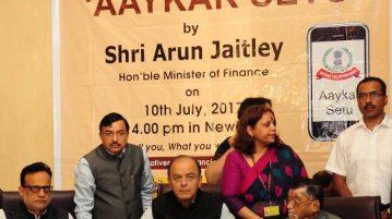 Aaykar Setu App to Help Taxpayers Perform Basic Functions