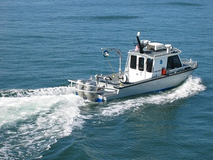 Hydrographic Survey Boats