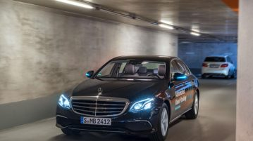 World's First Autonomous Valet Parking System Has Been Constructed