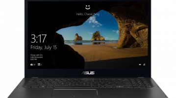 Asus Showcases Zenbook Flip 15 and Zenbook Flip 14