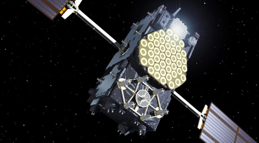 Latest Mini Satellite Can Be Impelled with Water