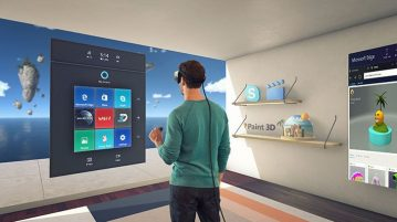 "Microsoft Launches Features of ""Mixed Reality"" with Windows 10 Update"
