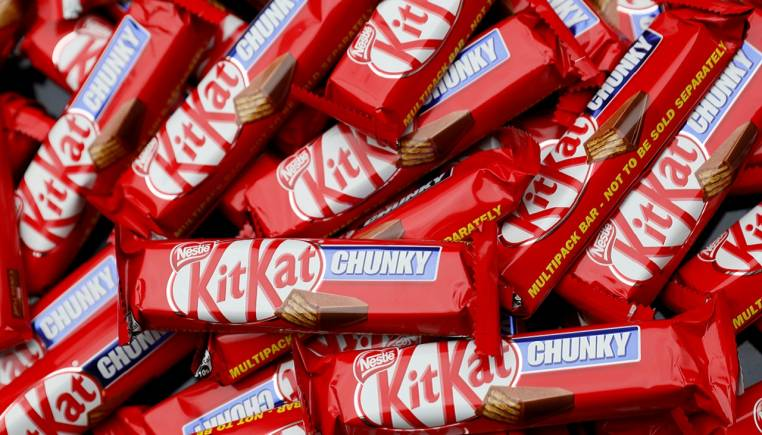 "Nestle Defends ""Kit Kat"" Campaign against ""Breakout"" Lawsuit of Atari"