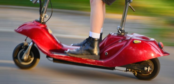 Global Electric Scooters Market