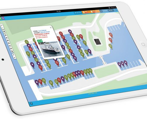Marina Port Management Software