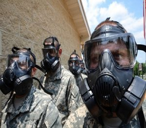 Military Gas Mask Market