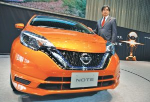 Nissan in India Trialing Its e-Power Technology