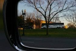Bus Rearview Mirror