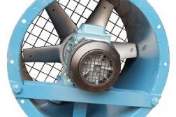 Industrial Exhaust Fan Market