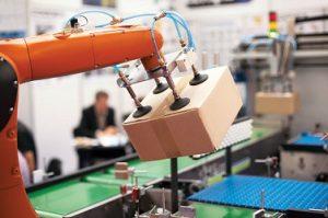 Commercial Robotics Market