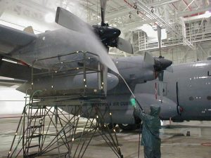 Military Aircraft Cleaning Services Market