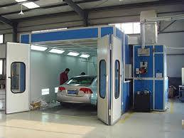 Automobile Spray Booth