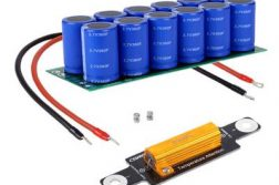 Supercapacitors Market