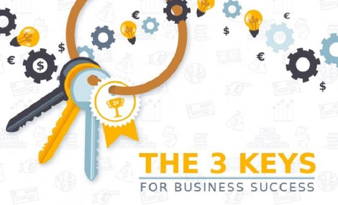 3 Keys to Company Technology